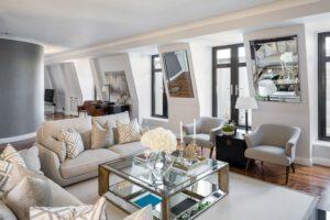 3 bed flat to rent in Welbeck Street, Marylebone W1G