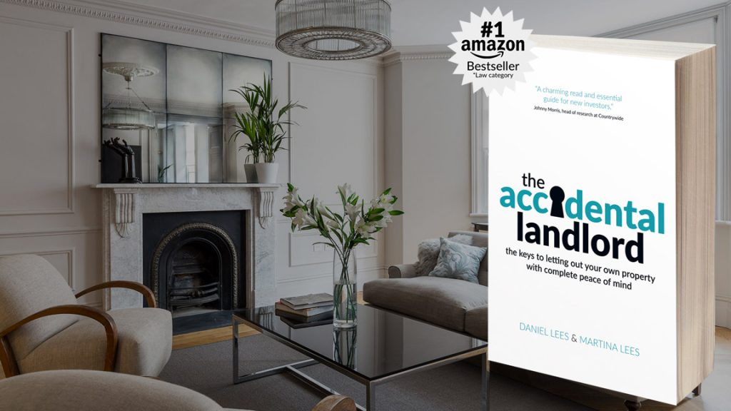Book a free rental valuation and get a gift copy of the bestselling Accidental Landlord